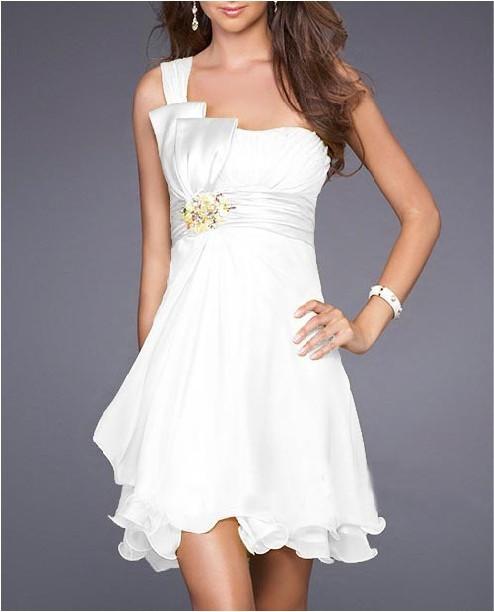 b35c09fe938 Svatební šaty levně dlouhé krátké