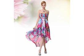 d2e3cbf4134 Letní šaty na léto na svatbu k moři
