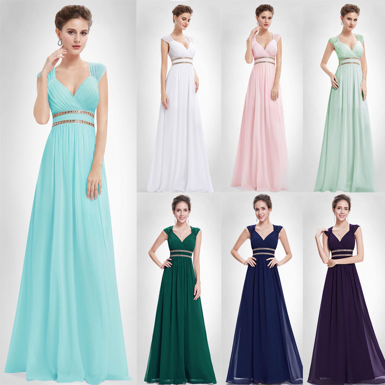 36db9fc4655 Dlouhé šaty i pro starší dámy