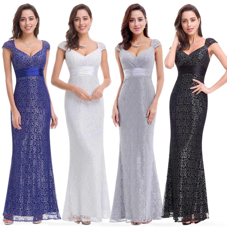 Šaty pro svatební maminku matku nevěsty ženicha  d283974a423