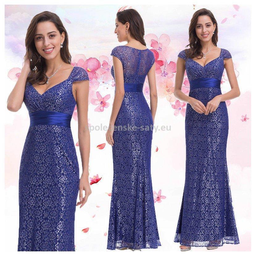 9ee237f3123 ... krajkové šaty 40-42. modre-dlouhe-saty-pouzdrove-stribrne3.jpg