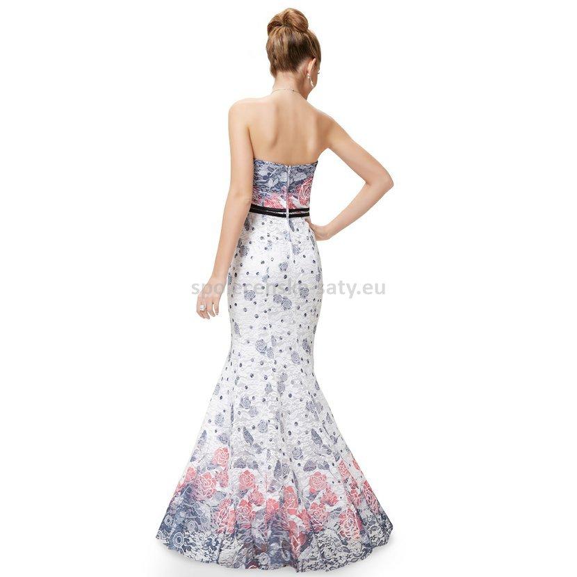 c2a4ebbe2e39 luxusní letní krajkové šaty na svatbu pro svědkyni Opava Olomouc