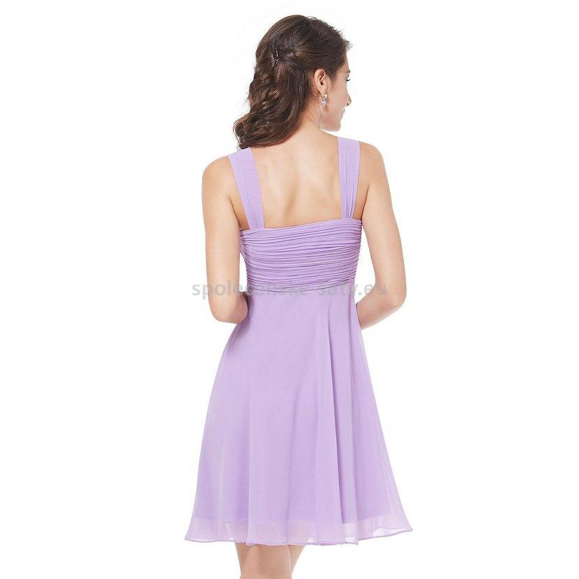 e6eb6da533cc letní šaty v pastelové barvě na svatbu dovolenou promoce do tanečních