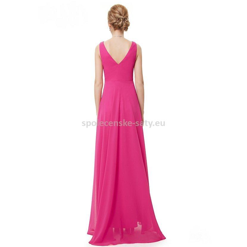 růžové šaty na svatbu pro družičku svědkyni šaty na ples Brno Zlín Vyškov 1747be5a9c