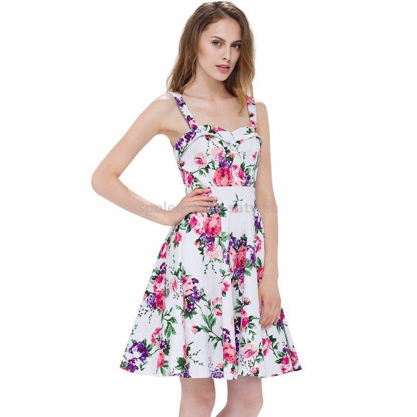 b226ab707af ... Bílé krátké letní společenské šaty na svatbu 34-36. bile-kratke-letni -koktejlky1.jpg