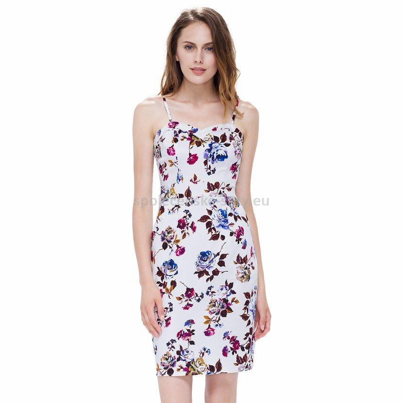 9c4a5043c38 ... Bílé krátké letní pouzdrové šaty se vzorem 34-36. bile-kratke-pouzdrove- saty-se-vzorem1.jpg