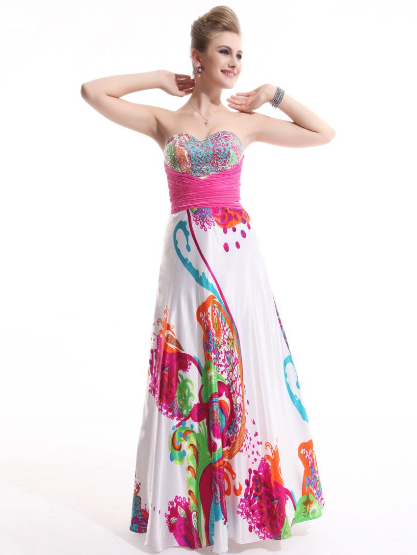 13a039420cf ... Společenské a plesové šaty velikost 40-42