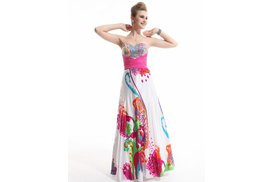 Společenské a plesové šaty velikost 40-42 d602c0e97ea