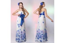 Společenské a plesové šaty velikost 44-46 27485900a49