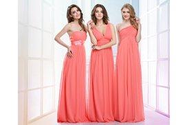 75798deb1725 Šaty pro družičky svědkyně na svatbu levně