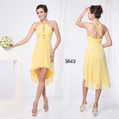 0ccb0805bf8 Zelené a petrolejové šaty · Zlaté a žluté šaty
