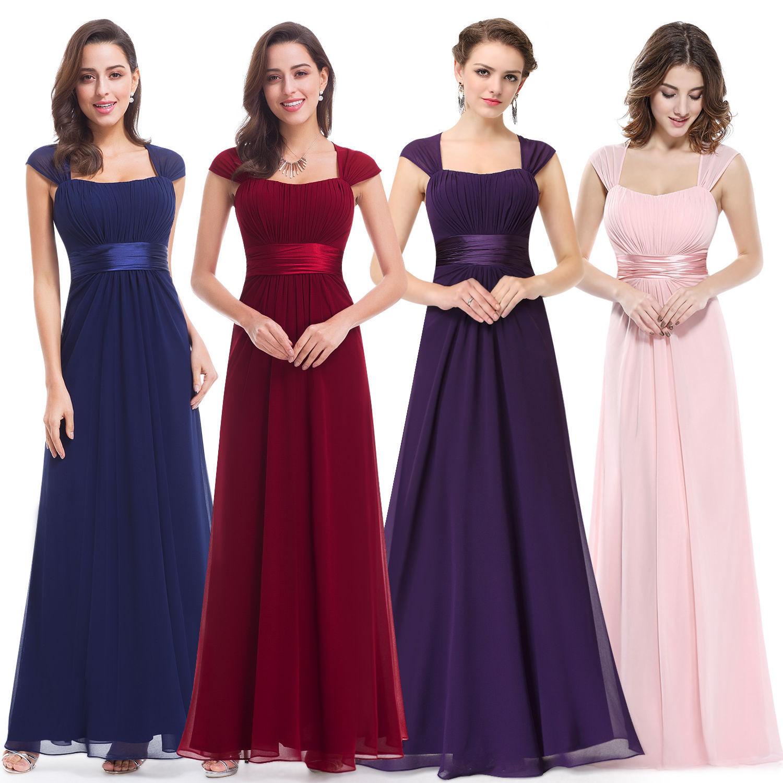 Dlouhé šaty na ples svatbu do tanečních  29c4fbea18