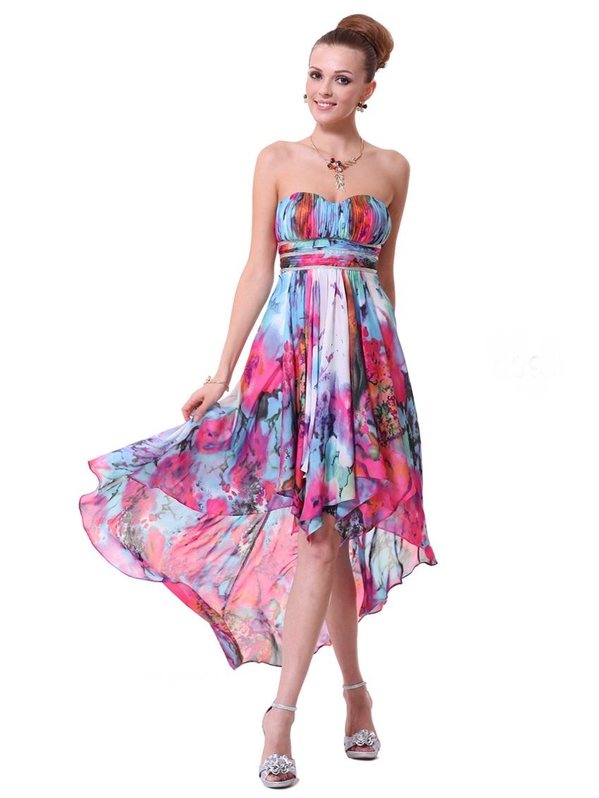 d6f9c5067ca2 Letní šaty Dlouhé - die Bilder coleection