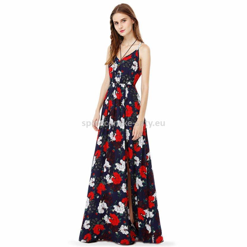 e05c092c4b9 ... dlouhé letní šaty se vzorem 34-36. modre-tmave-letni-saty-se-vzorem1.jpg