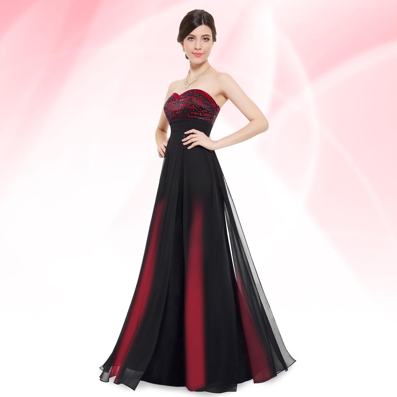 Červené vínové šaty na ples svatbu  e77e894fb9