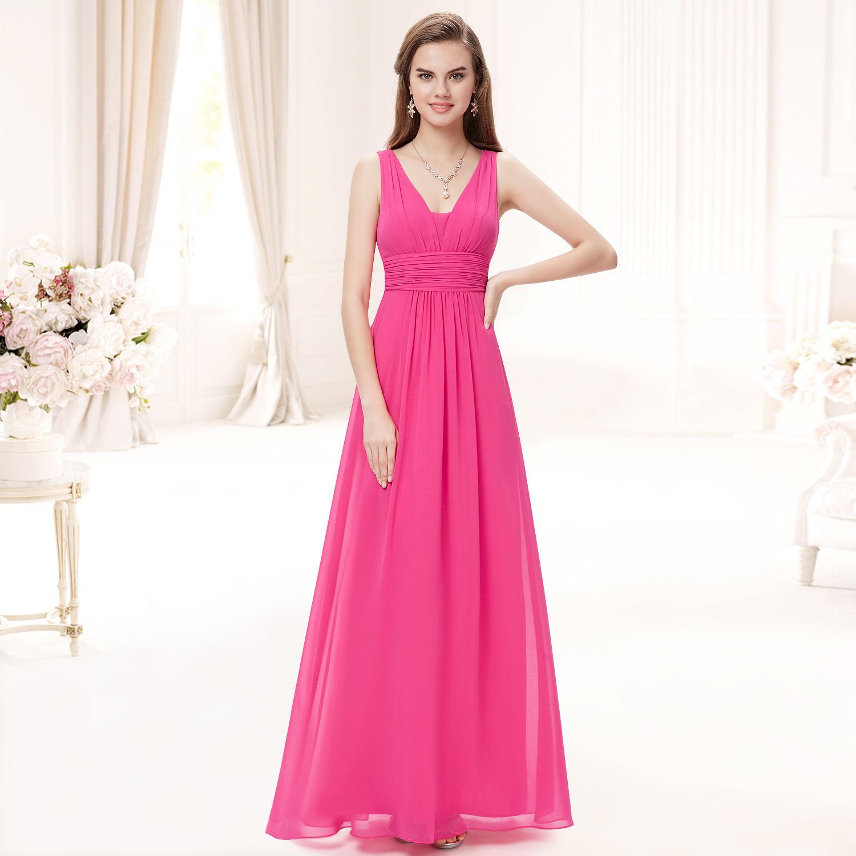 Růžové dlouhé šaty na hrubší ramínka na svatbu i pro těhulky 46 ... f9732feacd