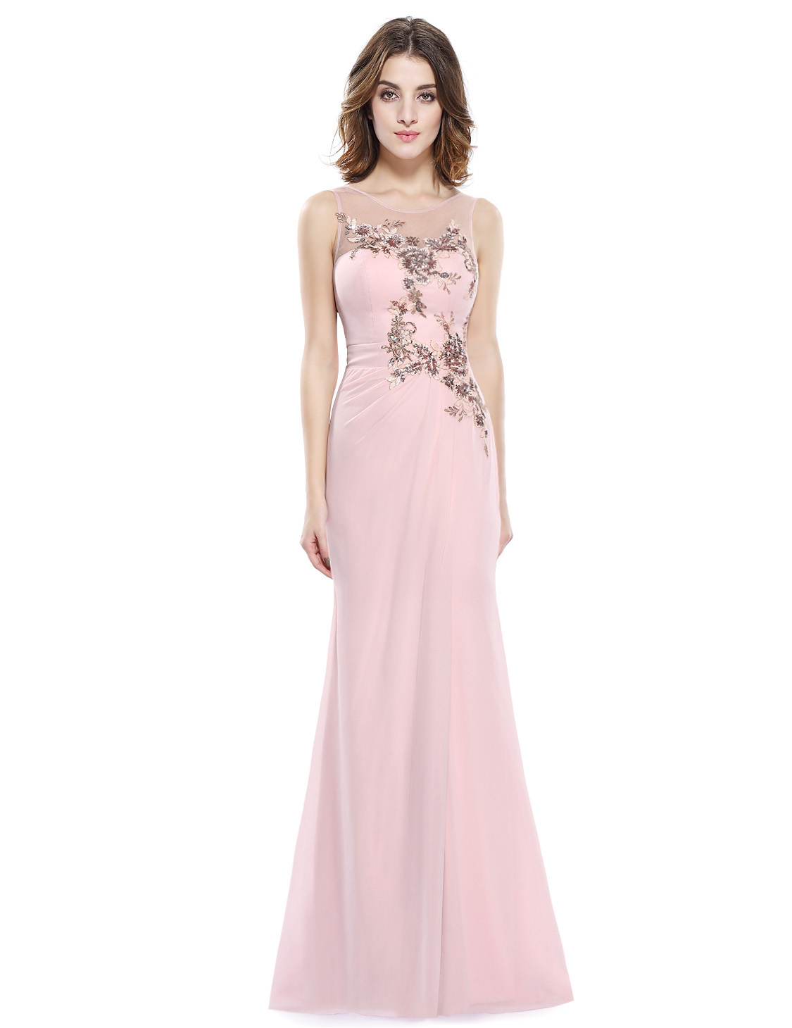 Luxusní růžové šaty 44 XXL na ples věneček svatbu  6d10b228dd