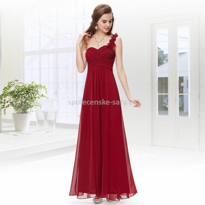 ... jedno rameno i pro těhotné 44. vinove-dlouhe-saty -pro-tehotne-rameno1.jpg f43ad2283e