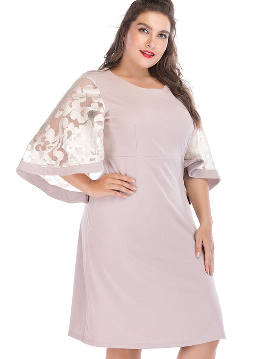 Společenské plesové šaty na vysoké postavy ples svatbu  5773297533