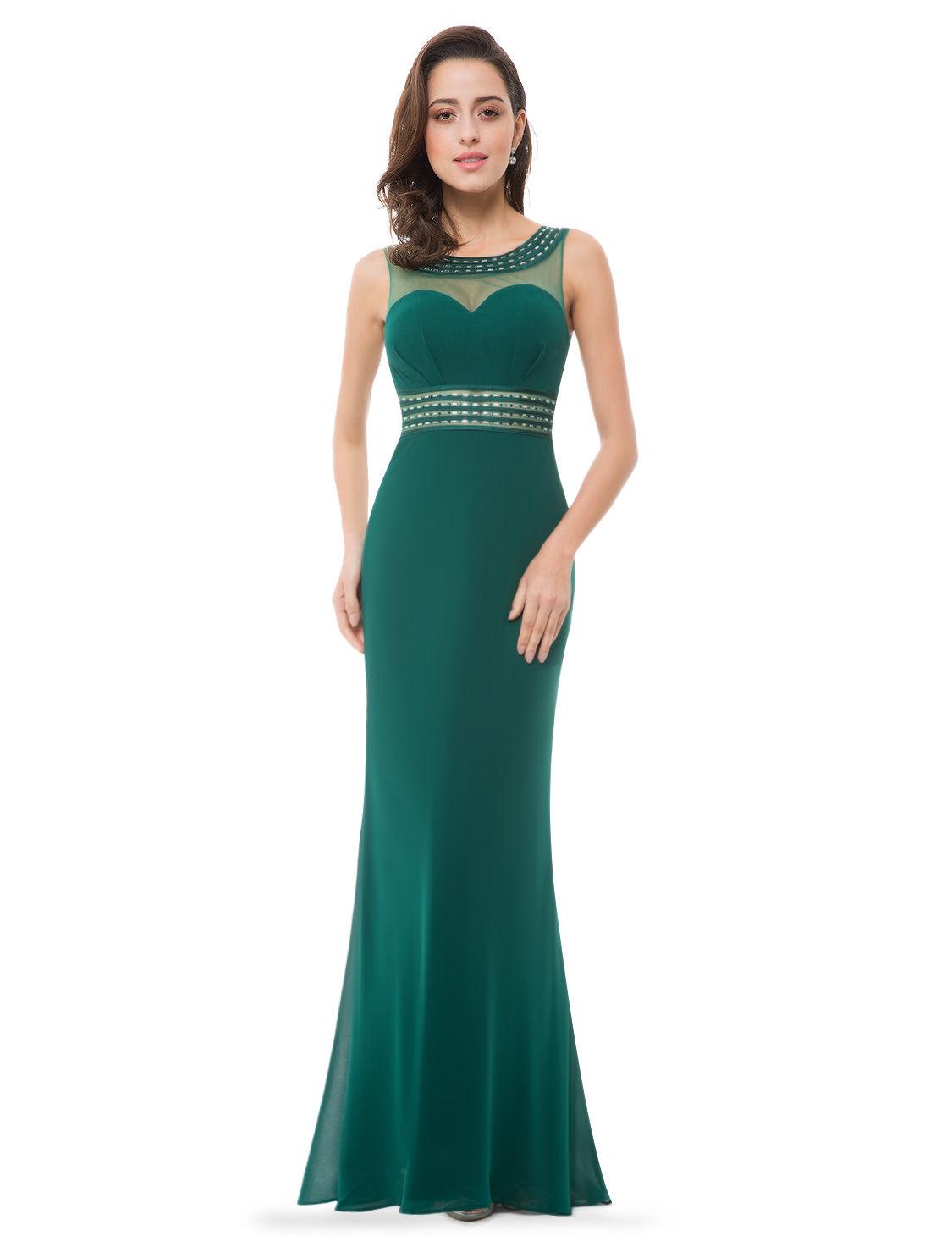 Zelené šaty na svatbu ples  cb3837937f